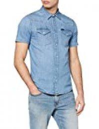 Lee SS Western Camisa para Hombre