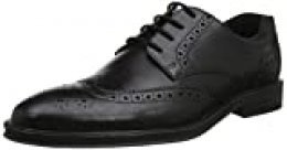 Hotter Cambridge, Zapatos de Cordones Brogue para Hombre