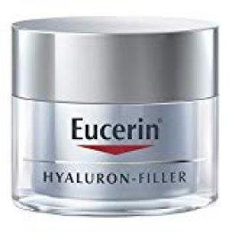 Eucerin Hyaluron-Filler - Texture Ricca Notte Crema Antirughe, 50ml