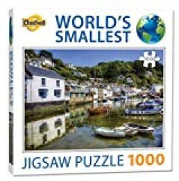 Cheatwell Games- Polperro Jigsaw Puzzle (1000 Piezas), Color (13572)