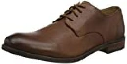Clarks Flow Plain, Zapatos de Cordones Derby para Hombre