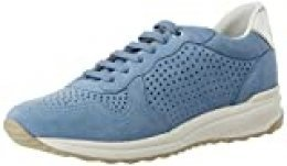 Geox D Airell B, Zapatillas para Mujer