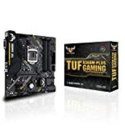 Asus Intel B360 mATX - Placa base gaming con Aura Sync RGB iluminación LED, DDR4 2666MHz , 32Gbps M.2, Intel Optane memory ready y USB 3.1 Gen 2.