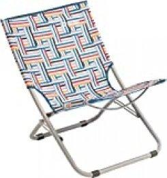 Outwell Rawson Summer Silla Plegable, Unisex, Multicolor, 47x60x60 cm