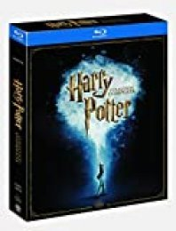 Harry Potter Colección Completa Ed19 Bd [Blu-ray]