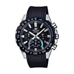 CASIO Reloj para Hombre Analógico Cuarzo con Correa de Resina EFS-S550PB-1AVUEF