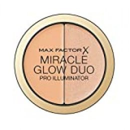 Max Factor Miracle Glow Polvos Iluminadores Tono 20 Medium - 50 gr