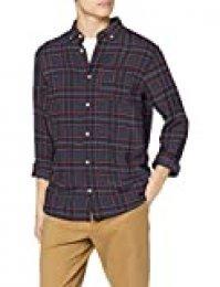 Jack & Jones Jorrick Shirt LS Org Camisa Casual para Hombre