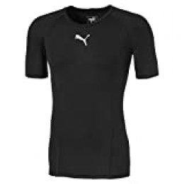 PUMA Liga Baselayer tee SS T-Shirt, Hombre