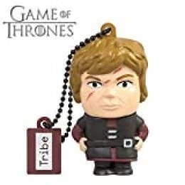 Llave USB 16 GB Tyrion - Memoria Flash Drive 2.0 Original Game of Thrones, Tribe FD032501
