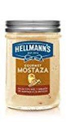 Hellmann's Gourmet Salsa Mostaza Dijon con Miel - 190 gr: Pack de 6: Total de 1.14 Kg