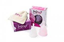 Irisana Iriscup - Copa menstrual, talla L