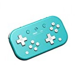 8Bitdo - Mando Wireless Switch Lite Azul (Nintendo Switch)