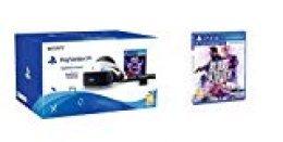 Sony - PlayStation VR Casco De Realidad Virtual Mk4/SPA + VR Worlds + Cámara (PS4) + Blood and Truth