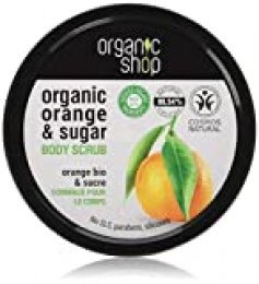 Organic Shop Naranja Siciliana Exfoliante Corporal - 250 ml