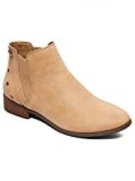 Roxy (ROY11) Yates-Ankle Boots for Women, Botines para Mujer, Tan Tan, 37 EU