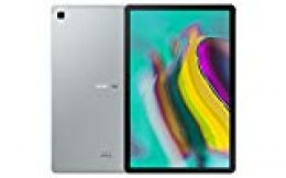 "Samsung Galaxy Tab S5e - Tablet de 10.5"" UltraHD (WiFi + 4G, Procesador Octa-Core, 4GB de RAM, 64GB de Almacenamiento, Android 9.0 actualizable) Gris"