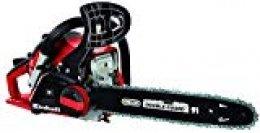 Einhell GC-PC 1335 I TC - Motosierra de gasolina (1300 W, longitud de corte: 33.5cm, velocidad de corte: 21m/s, 11000rpm, espada y cadena de calidad OREGON) (ref.4501835)
