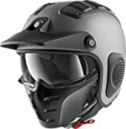 Shark Casco Jet x-drak Antracita Mate Talla XL