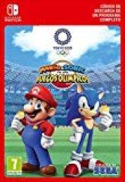 Mario & Sonic en los Juegos Olímpicos: Tokio 2020 Standard | Nintendo Switch - Código de descarga