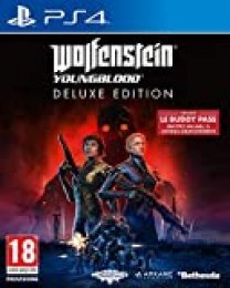 Wolfenstein Youngblood - Edición Deluxe PS4
