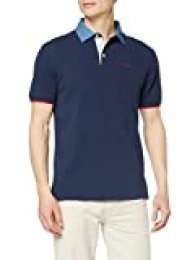 Hackett London Chambray Clr Polo para Hombre