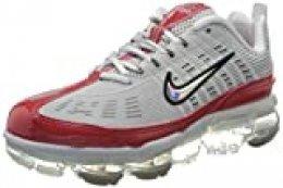 Nike W Air Vapormax 360, Zapatillas para Correr para Mujer, Gran Gris/Blanco/Partícula Gris/Blanco, 40 EU