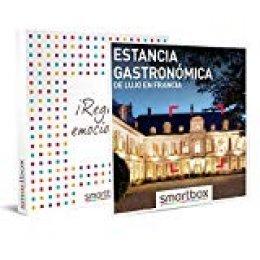 Smartbox Estancia gastronómica Francia Caja Regalo, Adultos Unisex, estándar
