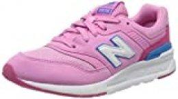 New Balance 997H n, Zapatillas para Mujer, Rosa (Pink Hkb), 38 EU