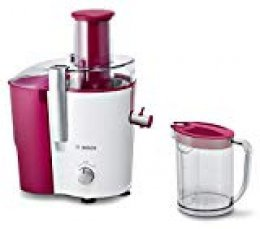 Bosch MES25C0 - Licuadora, 700 W, capacidad de 2 l, boca de llenado XL, color rosa