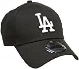 New Era League Essential Losdod Blkwhi940 Gorra de béisbol, Unisex Adulto, Negro (Black), One Size (Tamaño del Fabricante:OSFA)