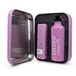 Dicora Urban Fit® BOX EDT PARIS 100ML + Sport Bottle 500ML