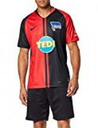 Nike Hbsc M Nk BRT Stad JSY SS AW Football T-Shirt, Hombre