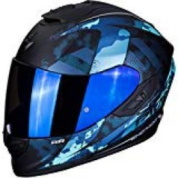 Scorpion 14 - 286 - 158 - 04 exo-1400 Air sylex black-blue Mate M