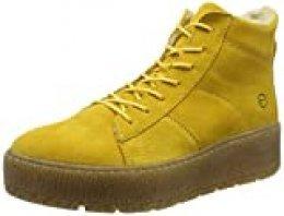 Tamaris 1-1-26096-23, Botas Altas para Mujer, Amarillo (Saffron 627), 37 EU