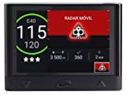 Coyote - Coyote Mini – Asistente de Ayuda a la conducción - Alertas de incidencias en la Carretera, Tráfico y Límites de Velocidad - Alerta de Radar Fijo y Móvil - Conectividad Bluetooth