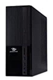 Packard Bell iMedia iMdS3730 - Ordenador de sobremesa (Intel Celeron J3355D, RAM de 4 GB, HDD de 1 TB, gráficos UMA, Windows 10 Home), negro