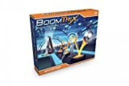 Goliath- Boomtrix, Pack Lanzadera y trampolines (80602) , color/modelo surtido