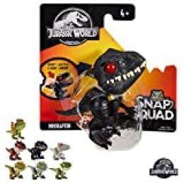 Mattel-GKX72 Jurassic World Dino bocazas 11x5cm, Multicolor (GKX72)