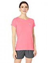 Under Armour HG - Camiseta de Manga Corta para Mujer