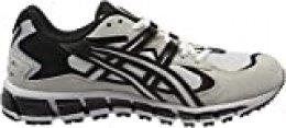 Asics Gel-Kayano 5 360, Running Shoe Mens, White/Black, 44 EU