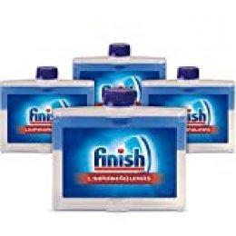 Finish Limipiamáquinas líquido para lavavajillas - 4 unidades
