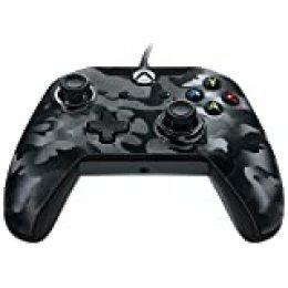 Pdp - Mando Licenciado Nueva, Color Camuflaje Negro (Xbox One)