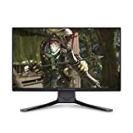 """Dell Alienware IPS - Monitor para Juegos Curvado Negro 25"""""""