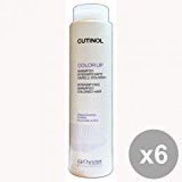 cutinol Shampoo color-up - Lote de 6 x 50 g