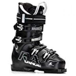 Lange RX 80 W Botas de Esquí, Mujer, Negro/Blanco, 255