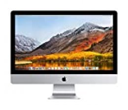 Apple iMac  27 pulgadas  (pantalla Retina 5k, procesador Intel Core i5 de cuatro núcleos a 3,4 GHz) (Modelo Anterior)