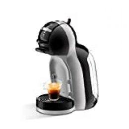 De'Longhi Dolce Gusto Mini Me EDG155.BG - Cafetera de cápsulas, 15 bares de presión, color gris y negro