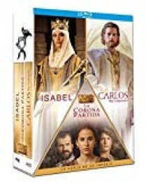 Isabel + La corona partida + Carlos, Rey Emperador [Blu-ray]