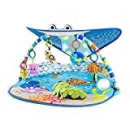 Disney Baby, Gimnasio de Actividades con Juegos, Maestro Ray Ocean Lights™